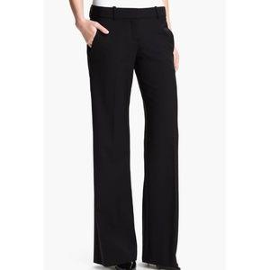 Theory Emery Trouser Pant Career Work Black 2102X